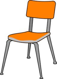 student chair clipart. Wonderful Clipart Student Chair Clip Art For Clipart Clker