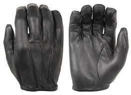 damascus dyna thin unlined leather glove