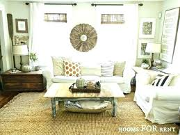Living Room Rug Placement Stunning Living Room Design With Area Rugs Small Rug Placement Layout For