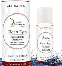 the best natural eye face makeup remover oil free rich vitamins non
