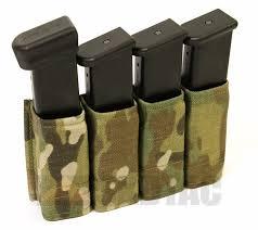 Pistol Magazine Holders Unique Esstac Pistol KYWI Quad Mag Pouch
