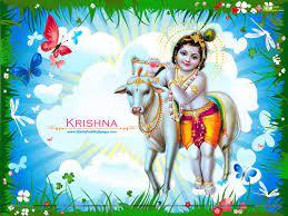 Shri Krishna Live Wallpaper Free ...