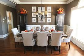 dining table decor. Fall Dining Room Table · « Decor