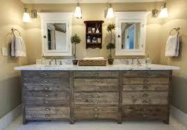 Reclaimed Wood Vanity Attractive Bathroom Vanities Clearance Inside
