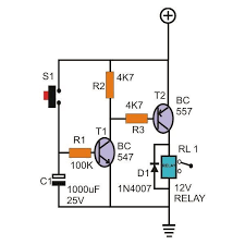timer circuit diagram info on delay timer circuit diagram on auto wiring diagram schematic wiring circuit