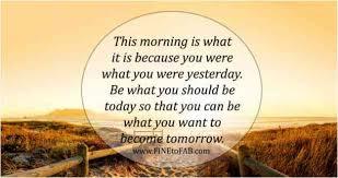 Bildergebnis für good morning quote