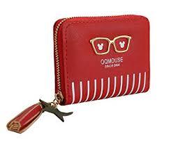<b>Women Small</b> Wallet Lady QQMouse <b>Mini Purse PU</b> Leather <b>Short</b> ...