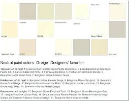 Beige Color Chart Sherwin Williams Color Swatches Grey Chart Green Beige Paint