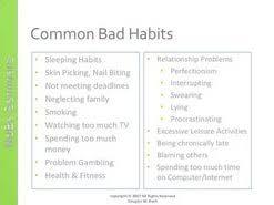 a bad habit essay  a bad habit essay