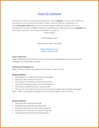 a good example of a student cv sample mileagelog related for 8 a good example of a student cv