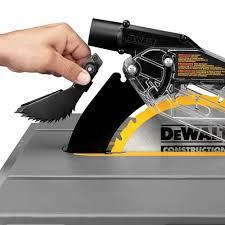 dewalt dado blade. new job-site table saws from dewalt 4 dewalt dado blade -