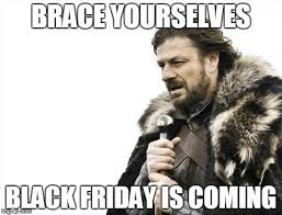 Image result for black friday madness