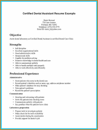9 Dentist Resume Sample Pdf Grittrader