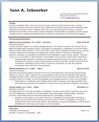 Administrative Assistant Sample Resume Musiccityspiritsandcocktail Com