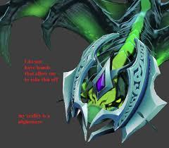 we need a new model to viper dota2