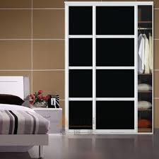 Bedroom Wardrobe Cabinet Bedroom Wardrobe Design Pu Leather Walk In Closet System Sliding