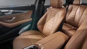2017 mercedes benz e class interior seat design
