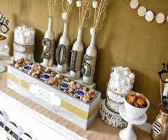 Lovable Fireplace Shelf Then Brown New Years Eve Party Decorations Ideas As  Wells As Nye Party