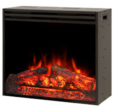 28 electric firebox with full view