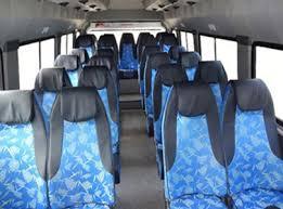 26 seater tempo traveller hire in delhi