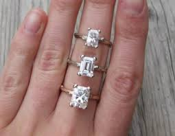 Emerald Cut Diamond Size Chart What Is The Difference Between Radiant Cut And Emerald Cut