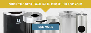 used trash cans for sale. Simple Cans Buy Trash Cans And Recycle Bins Intended Used For Sale N