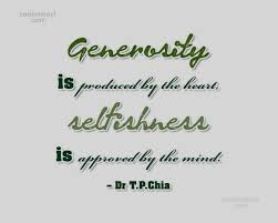 Generosity Quotes Best Generosity Quotes And Sayings Images Pictures CoolNSmart