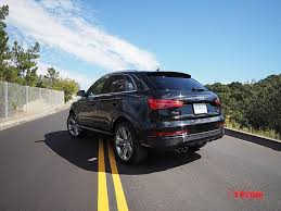 2016 Audi Q3: Blending Compact Utility with German Sportiness ...