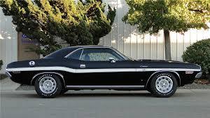 dodge challenger 1970 black. Interesting Challenger 1970 DODGE CHALLENGER RT 2 DOOR COUPE  Side Profile 138118  With Dodge Challenger Black D