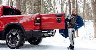 Ram's Multifunction Tailgate can open like French doors - - OpenPaper
