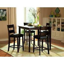 FurnitureStunning Counter Height Dining Table Set Piece 5 Sets Under 200  Black Used Oblong
