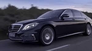 All-New S65 AMG -- Mercedes-Benz Luxury Sedan - YouTube