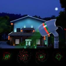 halloween outdoor lighting. Outdoor Motion Laser Light Show Projector For Christmas. Zoom Halloween Lighting F
