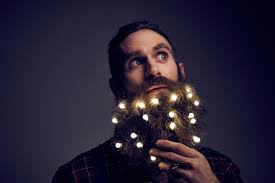 Beard Lights Things You Shouldnt Put Christmas Lights On Starting With