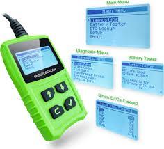 obd2 fault detector code readers engine