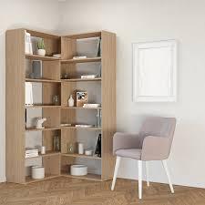 Libreria Ad Angolo Design Libreria Ad Angolo Moderna Salvaspazio Foldy