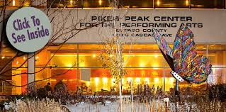 Pikes Peak Center Interactive Seating Chart Venue Info Pikes Peak Center
