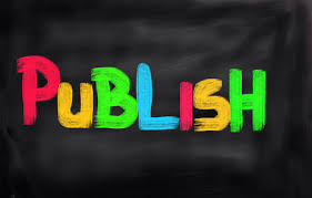 Image result for publish word