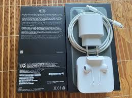 HN - Sạc Cáp Nhanh 18w Tai Nghe Bóc Máy Iphone 11 Pro Max Chính Hãng FPT