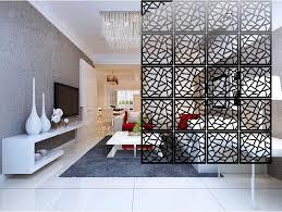picturesque decorative partitions 6pcslot plexiglass screens creative retro