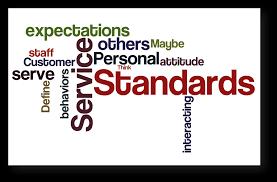 Define Customer Service Define Your Personal Service Standards 3 31 15 Tow