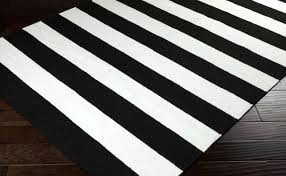 bright striped rug bright design black and white striped rug astonishing ideas black to decorate homes