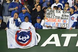 2016 World Series Tickets Indians Chicago Cubs Prices Money