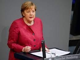 Angela Merkel: Latest News & Videos ...