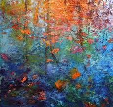 fine art paintings masters.  Fine Weeda Hamdan Reflection VI Oil U0026 Mixed Media On Panel 46 To Fine Art Paintings Masters R
