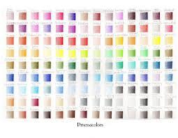 Prismacolor Chart 132 Prismacolor Pencils 132 Tin