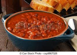 steaming bowl of chili.  Steaming Bowl Of Steaming Hot Chili  Csp9867026 In Steaming Of Chili N
