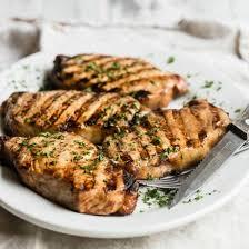 grilled pork chops recipe culinary hill