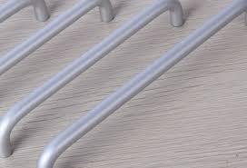u shaped aluminum handle circular e aluminum handle cabinet door handles no corners without injury