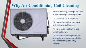 ac coil cleaner. schedule ac coil cleaning. 3. cleaner c